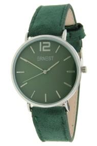 Ernest horloge Silver-Cindy-SS18 amsterdams groen