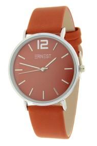 Ernest horloge Silver-Cindy-FW19 manderijn
