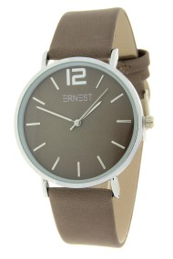 Ernest horloge Silver-Cindy-FW19 taupe