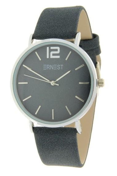 Ernest horloge Silver-Cindy-FW19 stonewash blauw