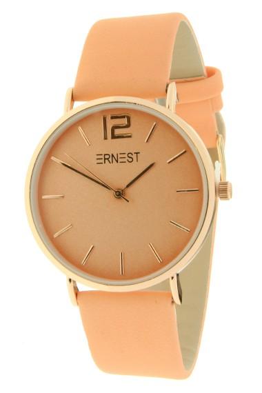 Ernest horloge Rosé-Cindy zalm