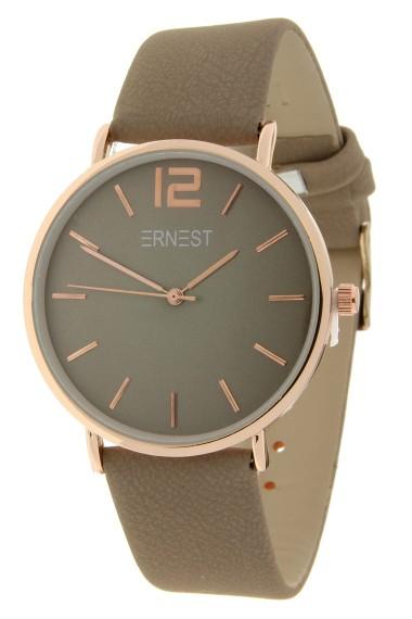 Ernest horloge Rosé-Cindy-FW18 hazelnoot