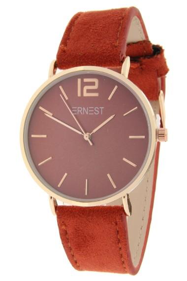 Ernest horloge Rosé-Cindy-SS18 brick
