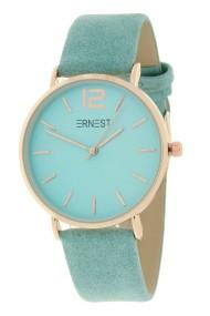 Ernest horloge Rosé-Cindy-SS19 zacht turquoise