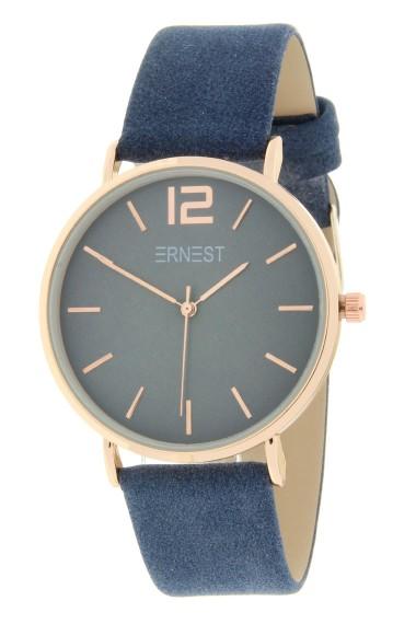 Ernest horloge Rosé-Cindy-SS19 blauw