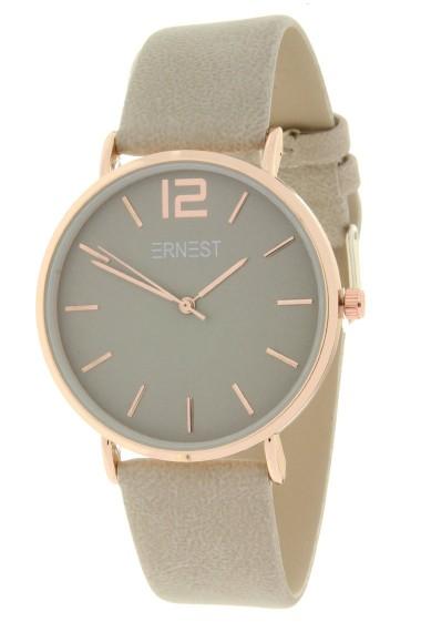 Ernest horloge Rosé-Cindy-SS19 beige