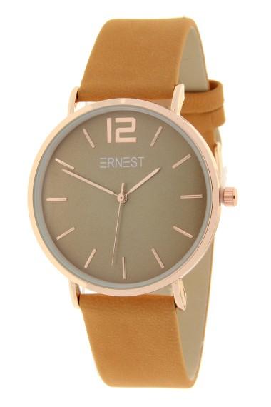 Ernest horloge Rosé-Cindy FW19 mostard