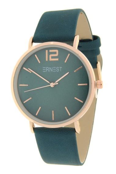 Ernest horloge Rosé-Cindy FW19 petrol