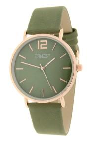 Ernest horloge Rosé-Cindy FW19 legergroen