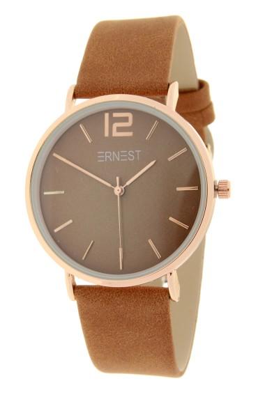 Ernest horloge Rosé-Cindy FW19 camel
