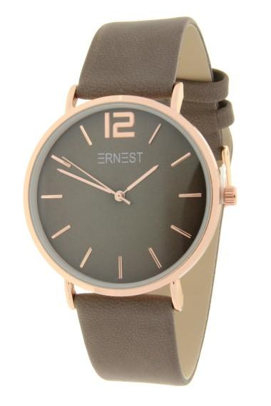 Ernest horloge Rosé-Cindy FW19 taupe