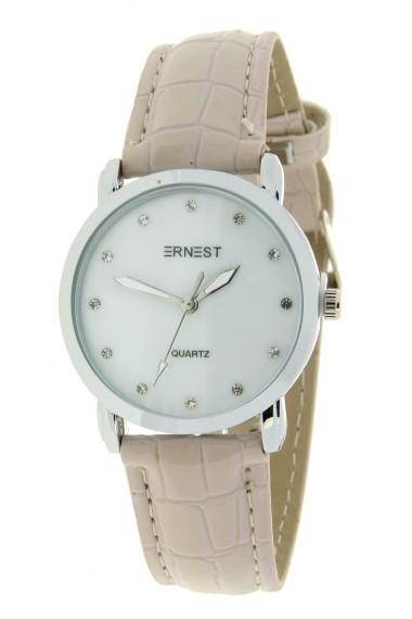 """Ernest horloge """"Sophie"""" beige"""