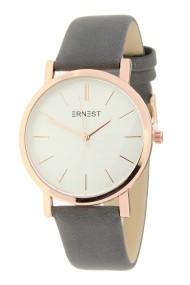 """Ernest horloge """"Rosé-Andrea"""" grijs"""