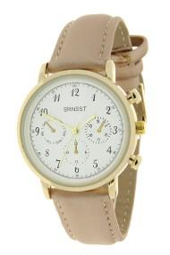 "Ernest horloge ""Vintage Vera"" brons"