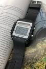 """Ernest horloge """"Solar Power XL"""" zwart"""