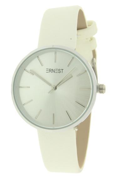 """Ernest horloge """"Elin"""" wit"""