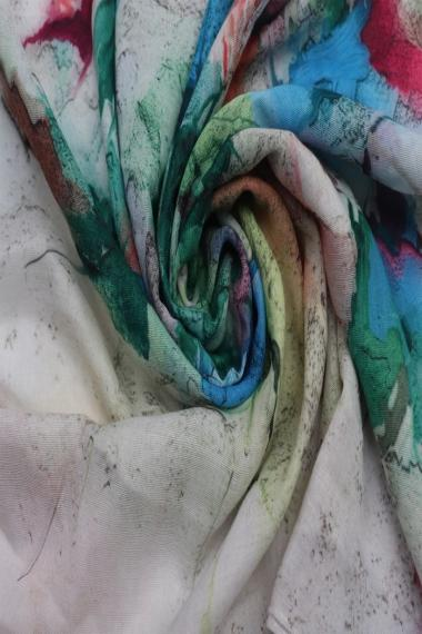 Sjaal Fleur