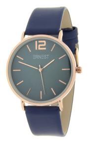 Ernest horloge Rosé-Cindy SS20 diepblauw