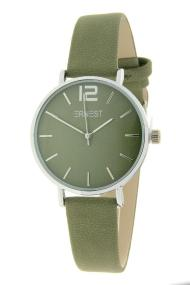 Ernest horloge Silver-Cindy-Mini FW19 legergroen