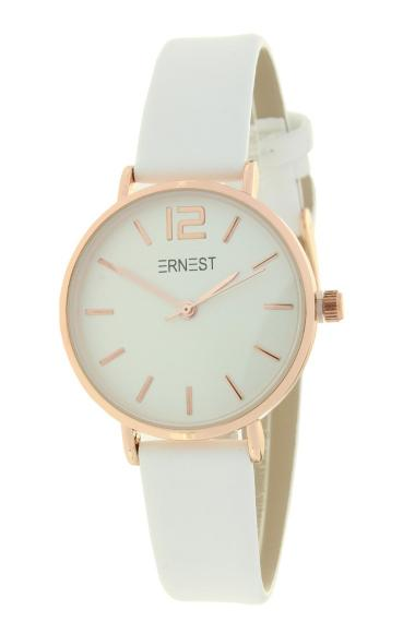 Ernest horloge Rosé-Cindy-Mini SS20 wit