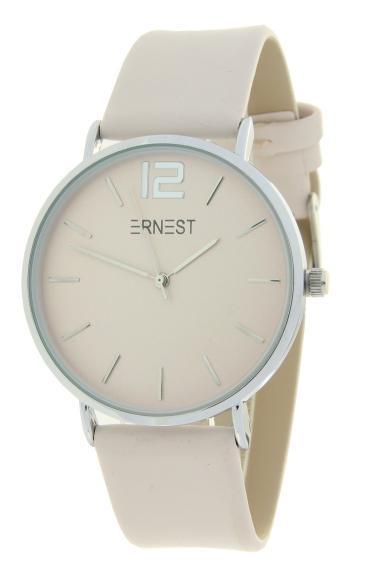Ernest horloge Silver-Cindy SS20 creme
