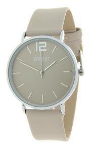 Ernest horloge Silver-Cindy SS20 beige