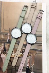 """Ernest horloge """"Krystal"""" mint"""