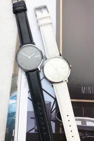 """Ernest horloge """"Aspasia"""" wit"""