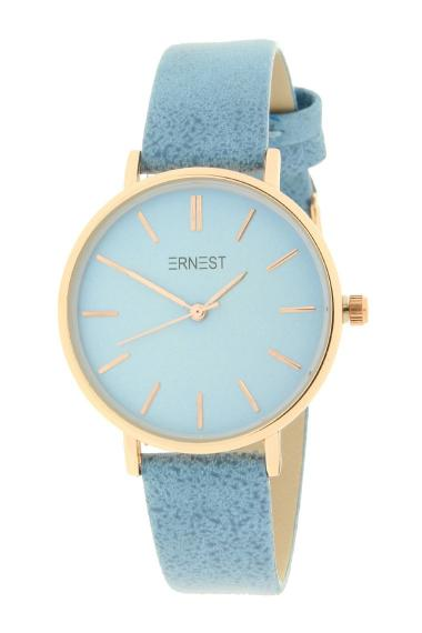 Ernest horloge Rosé-Cindy-Medium SS20 summerblue
