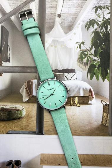 Ernest horloge Silver-Cindy-Medium SS20 mint