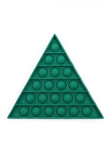POPIT FIDGET TRIANGLE groen