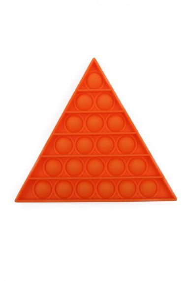POPIT FIDGET TRIANGLE oranje