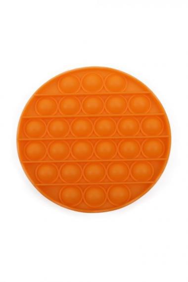 POPIT FIDGET ROUND oranje