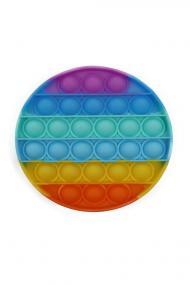 POPIT FIDGET ROUND multicolor