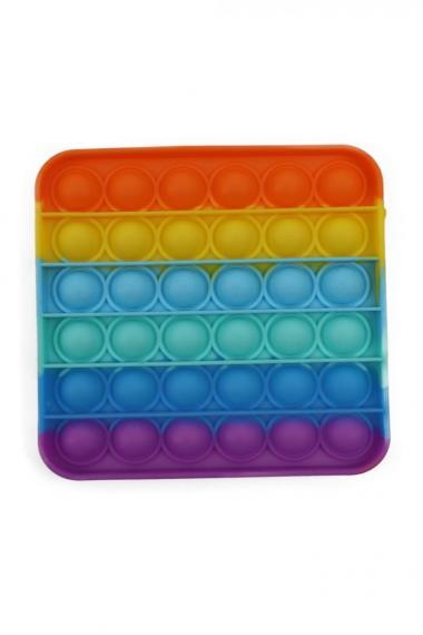 POPIT FIDGET CARRE multicolor