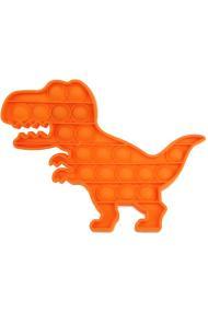 """POPIT FIDGET """"Dino"""" oranje"""