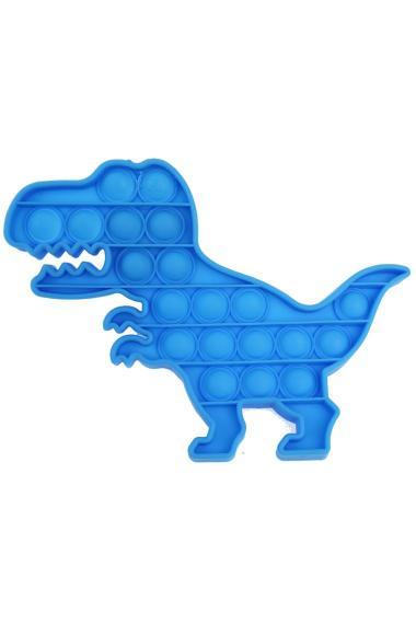 "POPIT FIDGET ""Dino"" blauw"