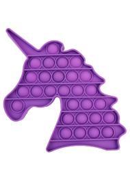 POPIT FIDGET Unicorn paars