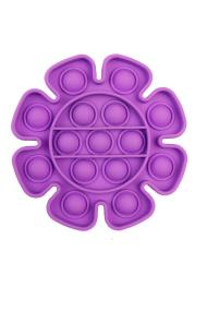 POPIT FIDGET bloem paars
