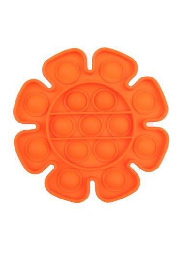 POPIT FIDGET bloem oranje