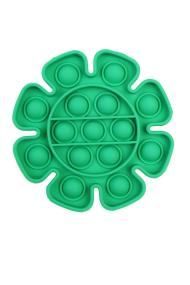 POPIT FIDGET bloem groen