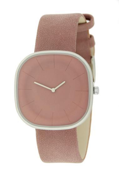 "Ernest horloge ""Taryn"" oudroze"
