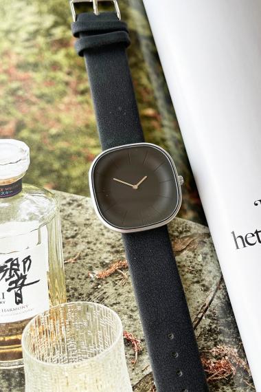 """Ernest horloge """"Taryn"""" zwart"""