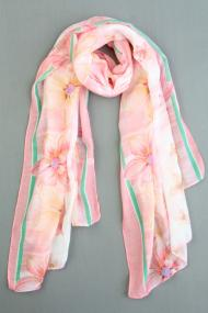 """Sjaal """"Suus"""" pink"""