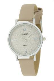 """Ernest horloge """"River"""" beige"""