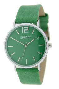 Ernest horloge Silver-Cindy SS21 appelgroen