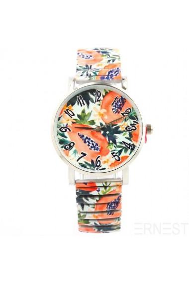 "Ernest horloge ""Fruity"" peach"