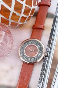 "Ernest horloge ""Grace-Glitter"" brick"
