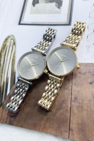 """Ernest horloge """"Tatum"""" goud"""