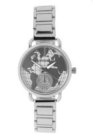 """Ernest horloge """"Rana"""" zilver"""